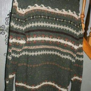 🌈  Fashion Bug Turtleneck Sweater Size 14/16